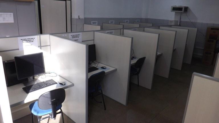 Laboratório Especializado