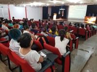 8.º Ciclo de Palestras ocorrerá no dia 4 de novembro, no Campus Boa Vista