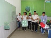 Acadêmicos do curso de Licenciatura em Matemática levam Museu Interativo da Matemática às escolas estaduais e municipais