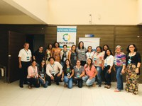 Acadêmicos e professores do Campus Boa Vista participam de workshop internacional