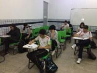 Alunos de cursos técnicos participam da Olimpíada Nacional de Ciências (ONC)