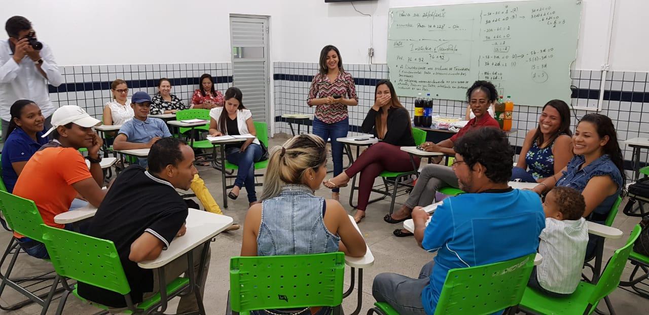 Campus Boa Vista certifica mais 64 cursistas em curso de Português para Imigrantes
