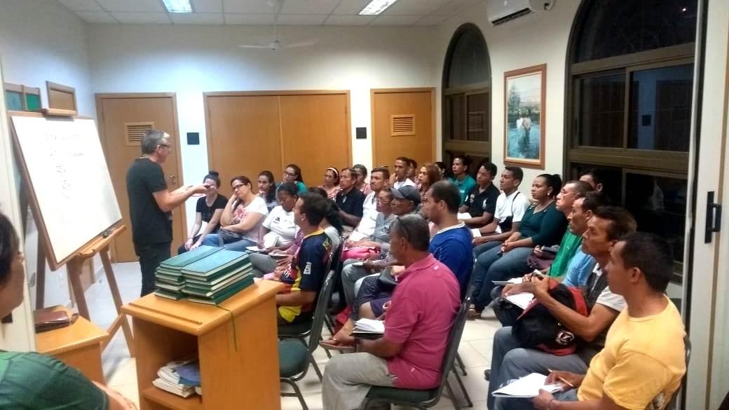CURSO DE PORTUGUÊS PARA ESTRANGEIROS – Campus Boa Vista certificará mais 18 imigrantes