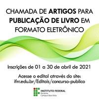 CURSOS FIC – Egressos e docentes são convidados a publicar trabalhos de conclusão de curso