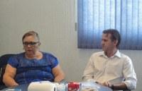 Direção-Geral do Câmpus Boa Vista reúne-se com Secretaria Estadual de Educação