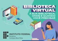 Estudantes e professores do IFRR podem participar de treinamento da Biblioteca Virtual Pearson