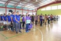 ETAPA CBV – Iniciada segunda etapa dos Jogos de Integração dos Servidores do IFRR
