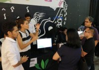 Feira Tecnológica de Startups ocorre até às 18h, no Pátio Roraima Shopping