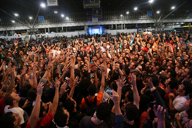 IFRR terá pela primeira vez competidores na Campus Party, em São Paulo
