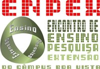 O Campus Boa Vista Centro realizará nos dias 29/09 à 03/10/2015, o 3º Encontro de Ensino, Pesquisa e Extensão - ENPEX/2015.