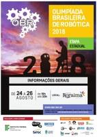 Olimpíada Brasileira de Robótica (OBR) começa neste fim de semana