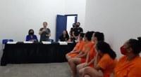 PREPARATÓRIO PARA O ENCCEJA - Reeducandas da Cadeia Pública Feminina de Boa Vista são certificadas