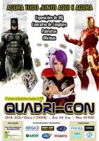 QUADRI-CON –  Primeiro Encontro de Quadrinhos e Cosplays do IFRR será realizado neste sábado, dia 3