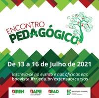 Uso das Tecnologias de Informação e Comunicação será discutido no Encontro Pedagógico do Campus Boa Vista