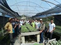 Alunos do Campus Novo Paraíso participam de visitas técnicas em Pacaraima e Boa Vista