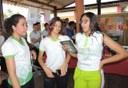 Alunos do CNP participam de atividade alusiva ao Dia Mundial da Poesia