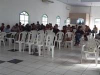 CNP é convidado para palestrar para gestores e  professores da rede municipal de Rorainópolis