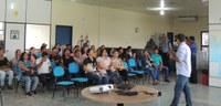 Oficinas e palestras são realizadas durante toda quarta, 5, no Integra CNP