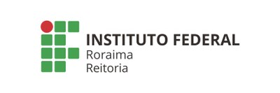 Logotipo IFRR Reitoria – Aplicação horizontal