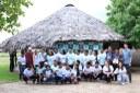 Por meio da política de EAD, o Campus Amajari está presente em sete polos de cinco municípios com o curso subsequente Técnico em Agropecuária